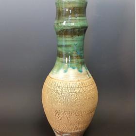 Tree Bark Vase