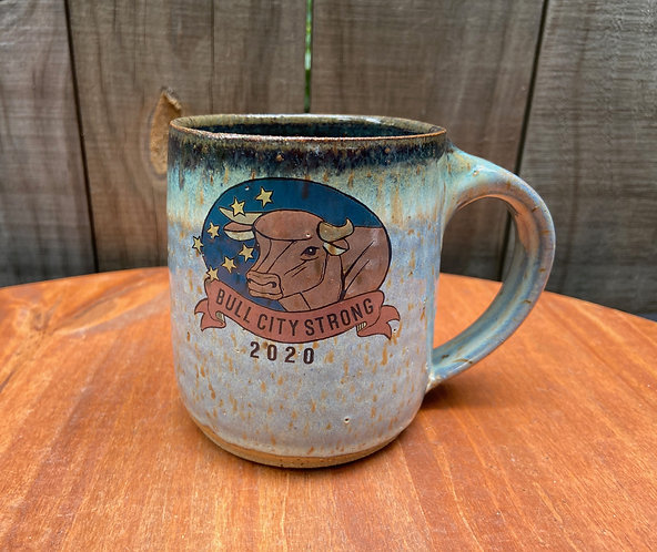 Bull City Strong Mug 08