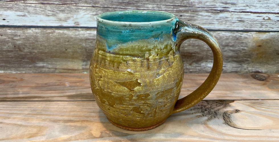 Gold Barrel Mug 01