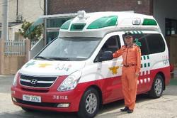 Model 971 Xenon lamp for ambulance