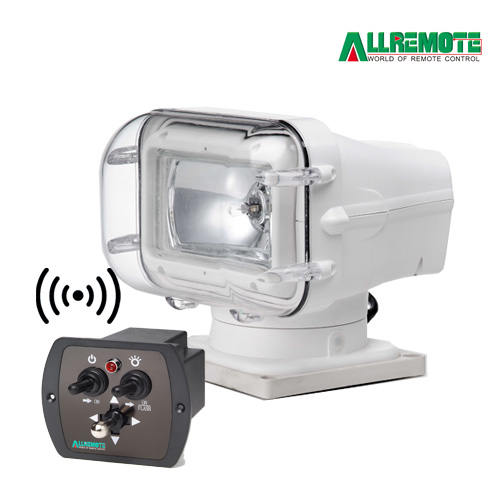 White Model 972 Xenon searchlight