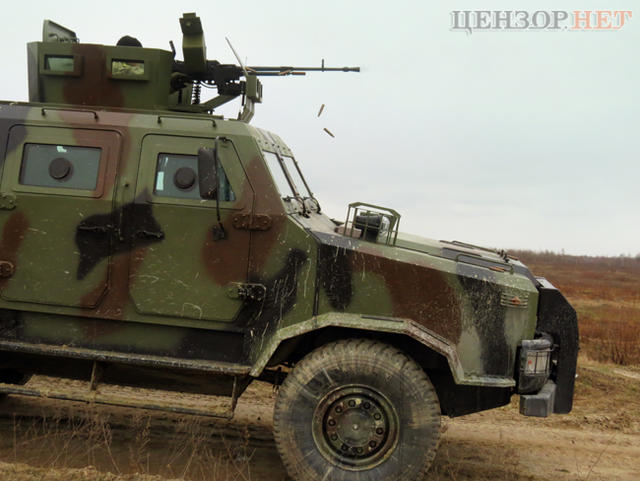 Multi-Purpose Tactical Vehicle