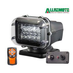 970SL Searchlight Black Color