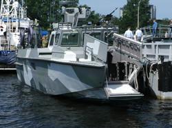 210 on Russian fast assault craft