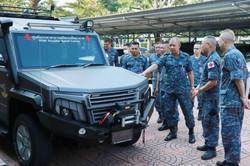 Thailand Royal Air force Ambulance