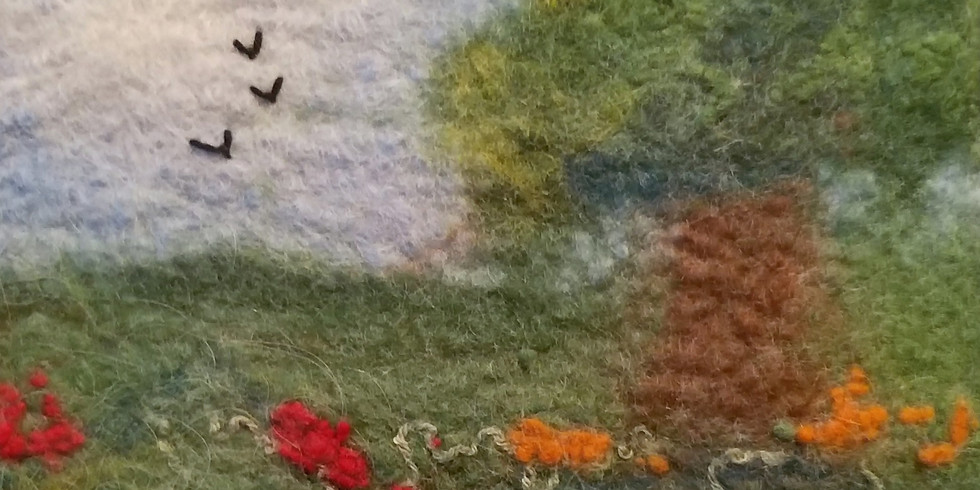 An introduction to Wet Felting