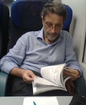 Parisio Di Giovanni professore universitario di psicologia e direttore dello spin-off Really New Minds