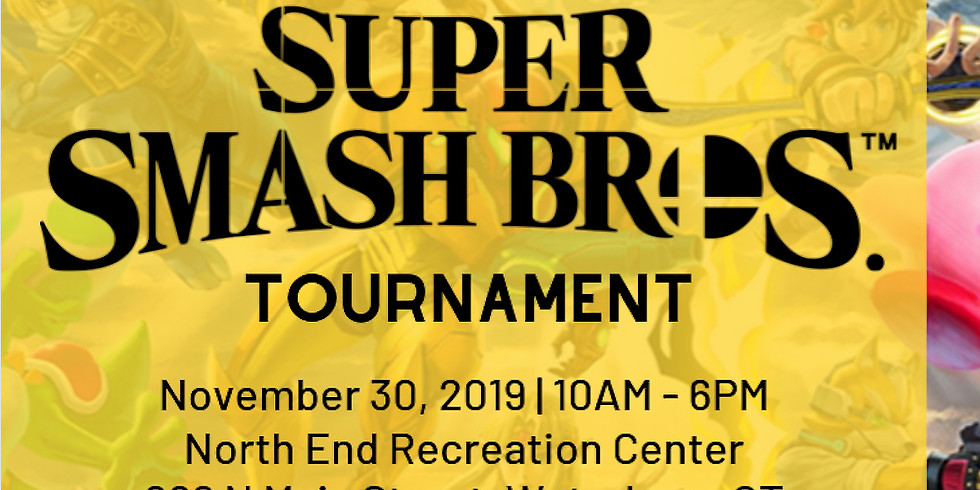 Community Smash Bros Tournament