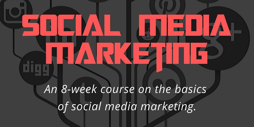Brass City Gamers Presents: Social Media Marketing (Week 1)