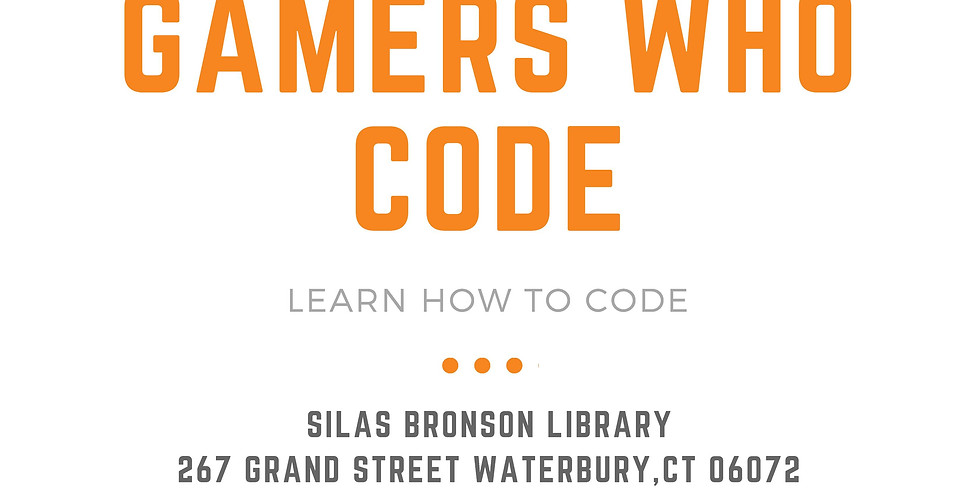 Gamers Who Code