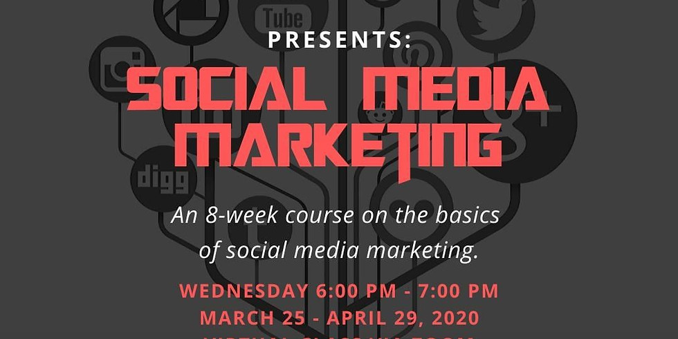 Brass City Gamers Presents: Social Media Marketing (Week 5)