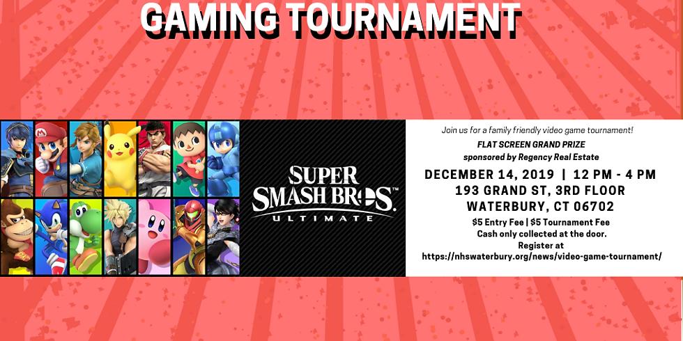 Super Smash Bros Ultimate Fundraiser Tournament