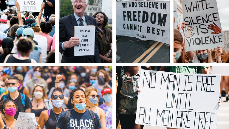 Monthly EMERGE: A journey for white folks committing to change (Fridays)