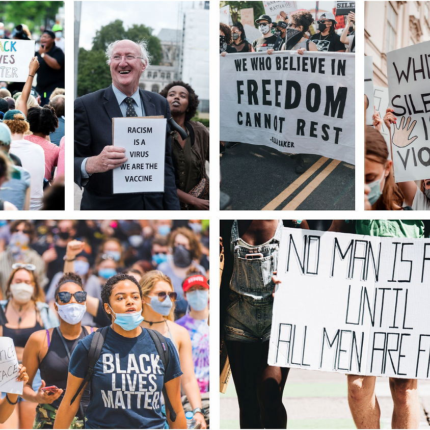 Weekly EMERGE: A  journey for white folks committing to change (Thursdays)
