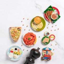 Food styling photo shoot