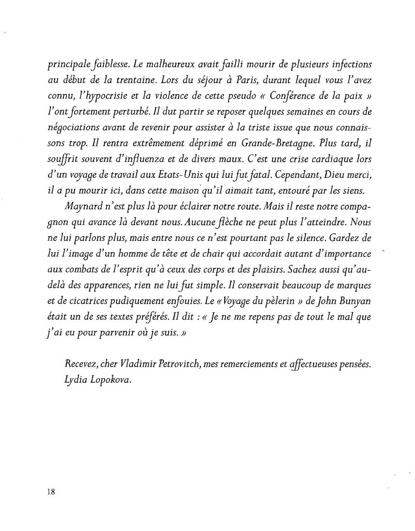 perdre la paix - page 18