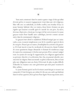 Miséricordes - page 9