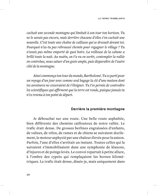 La Terre tremblante - page 10