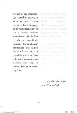 Im-pertinences du son - page 17