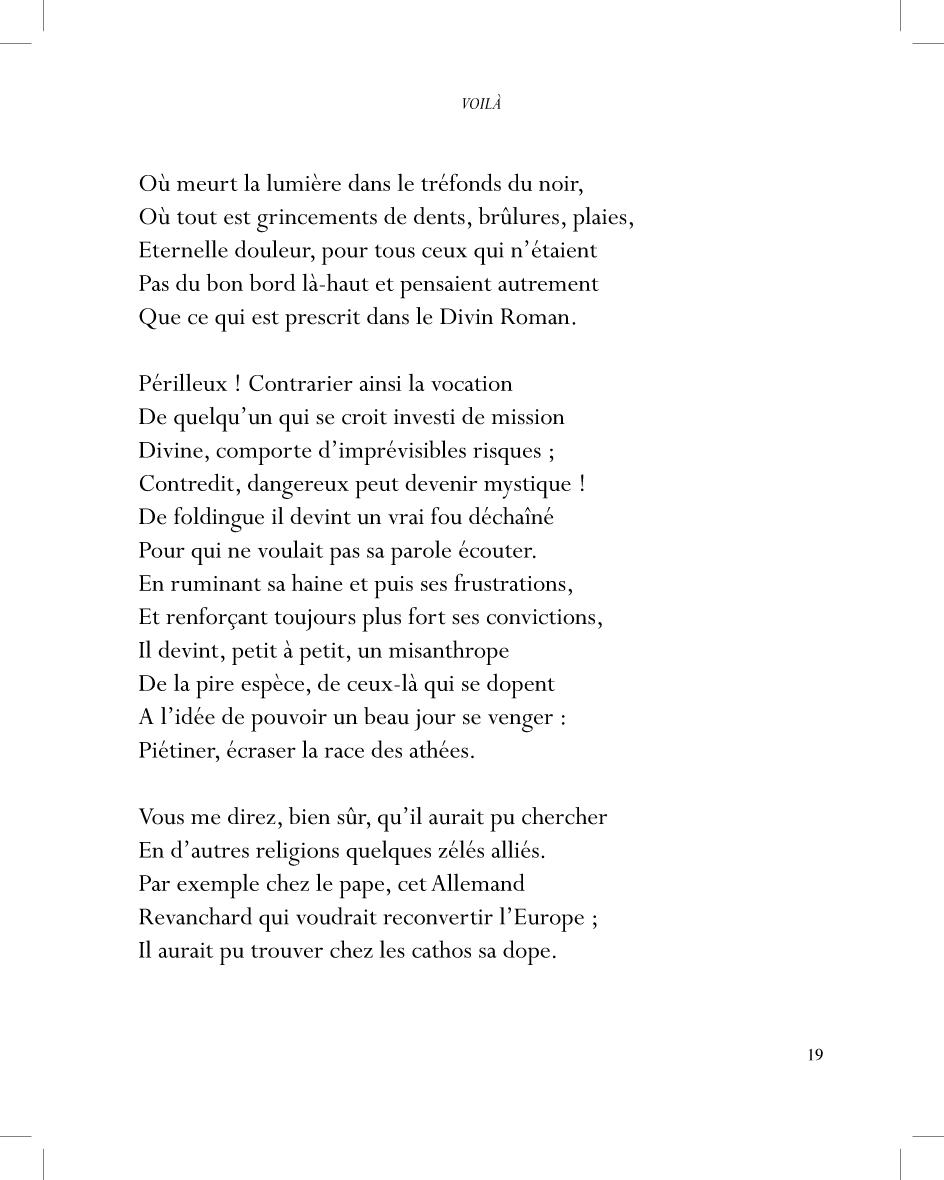 Voilà voilà - page 19