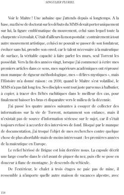 Singulier pluriel - page 158