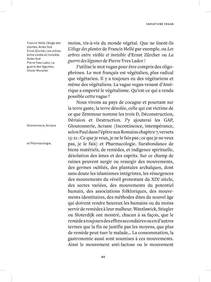 variations vegan - page 40