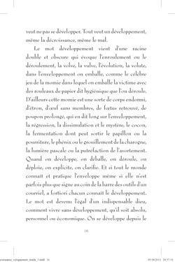 Décroissance développement - page 16