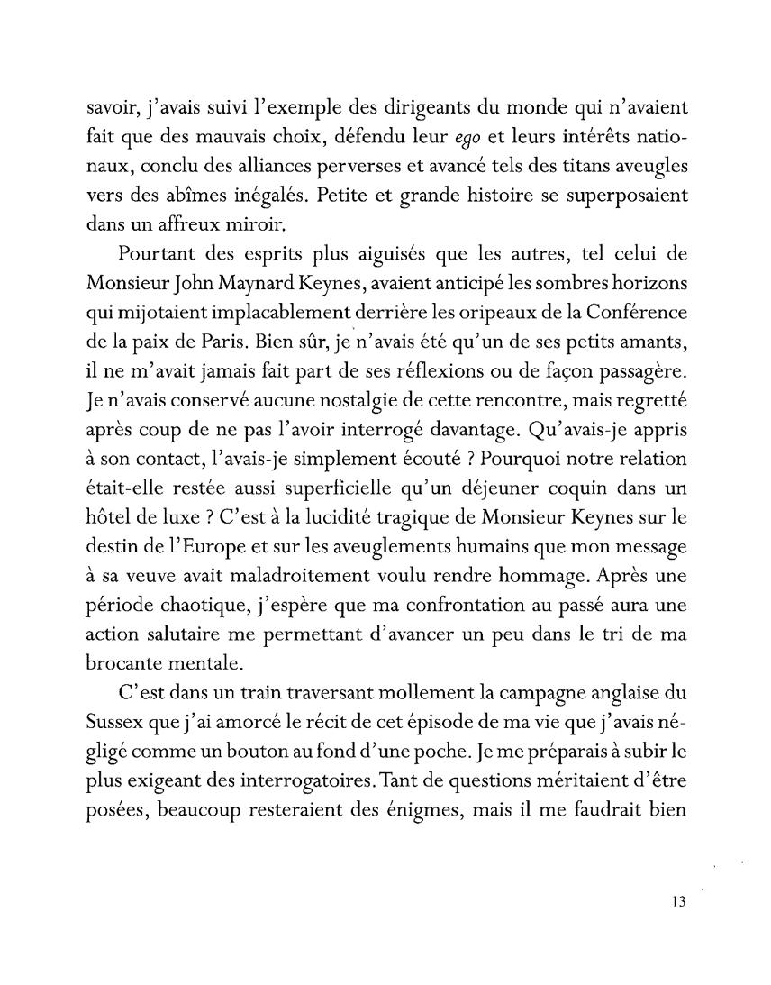perdre la paix - page 13