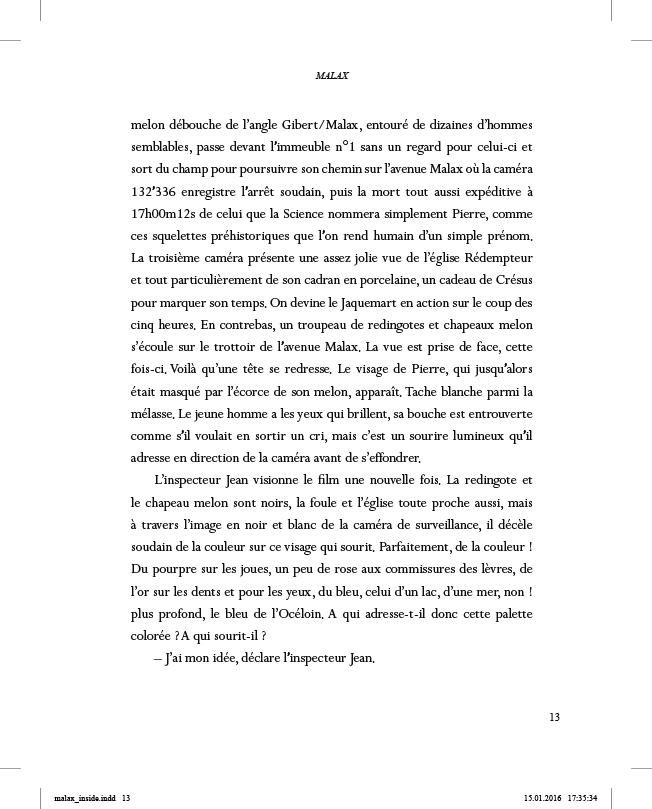 Malax - page 13