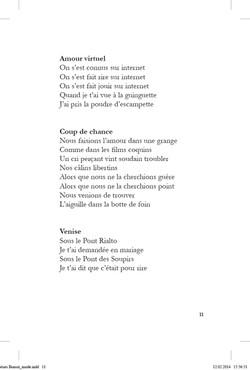 Poésies Bonsaï - page 11