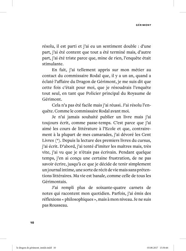 Le Dragon de Gérimont - page 10