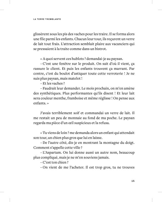 La Terre tremblante - page 15
