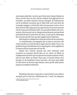au petit bonheur - page 13