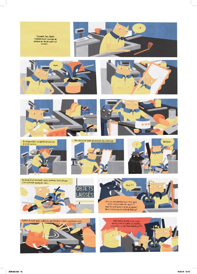 Hej ! - page 15