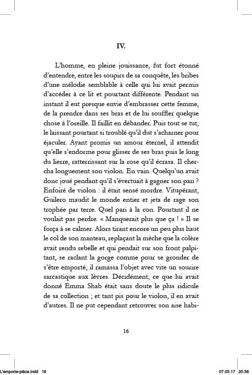 L'emporte-pièce - page 16
