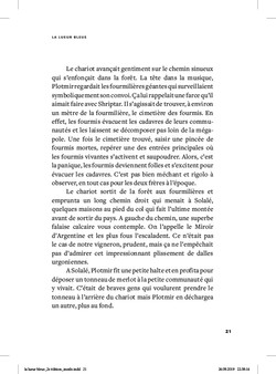 La lueur bleue - page 21