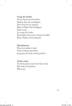 Poésies Bonsaï - page 13