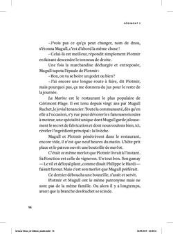 La lueur bleue - page 16