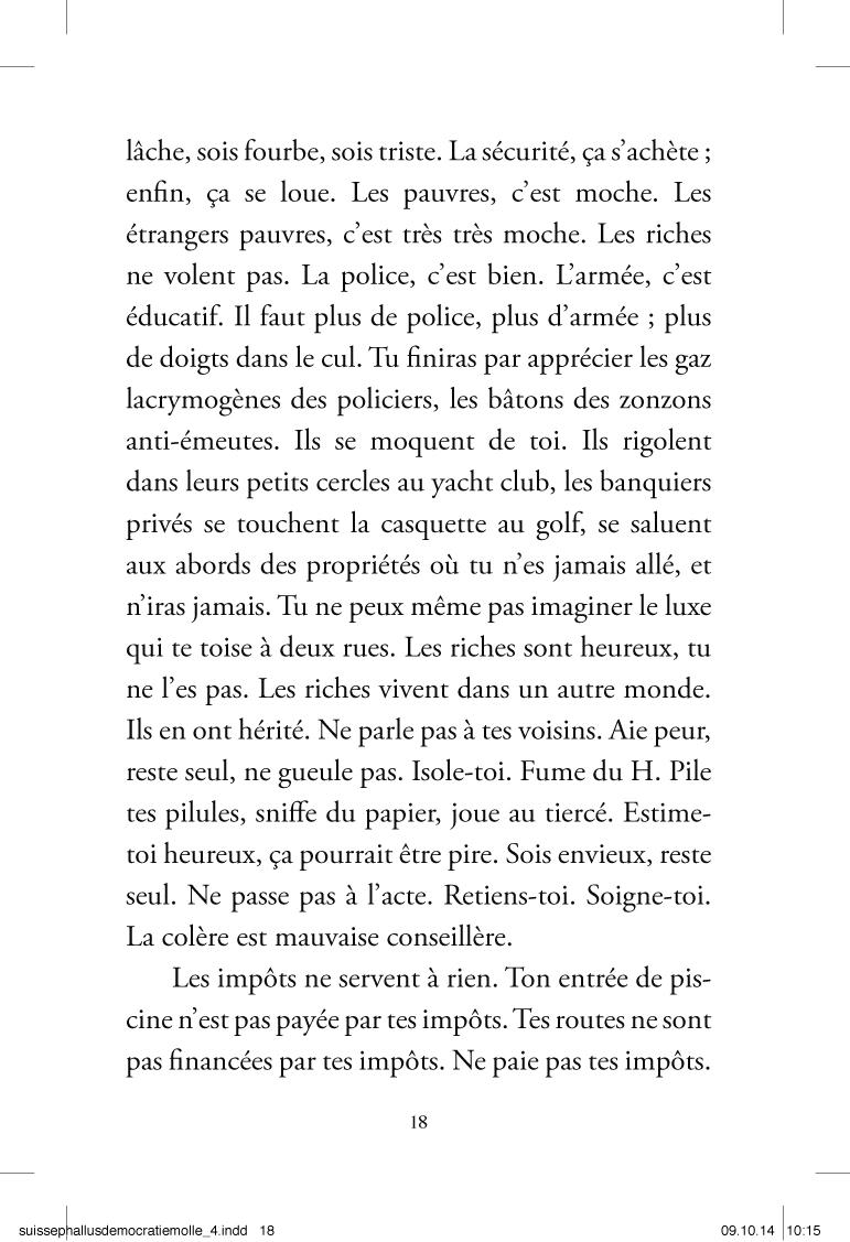 Suisse Phallus... - page 18