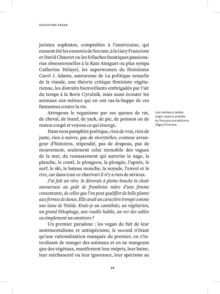 variations vegan - page 39