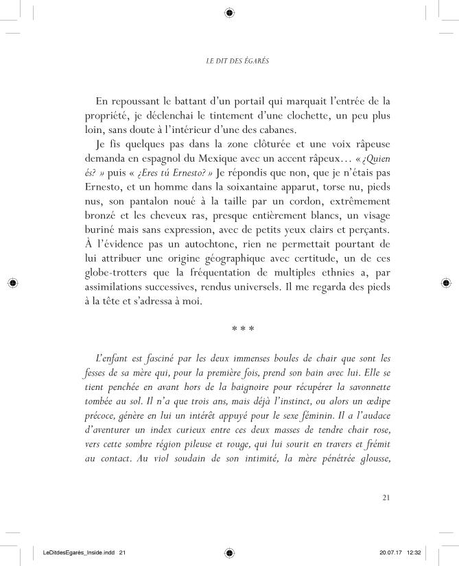 Le Dit des Egarés - page 21