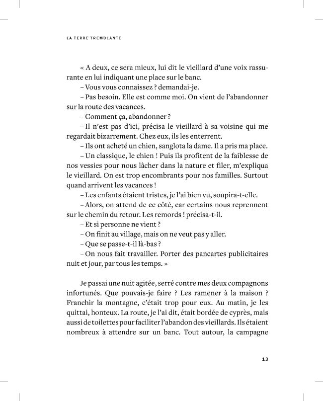 La Terre tremblante - page 13