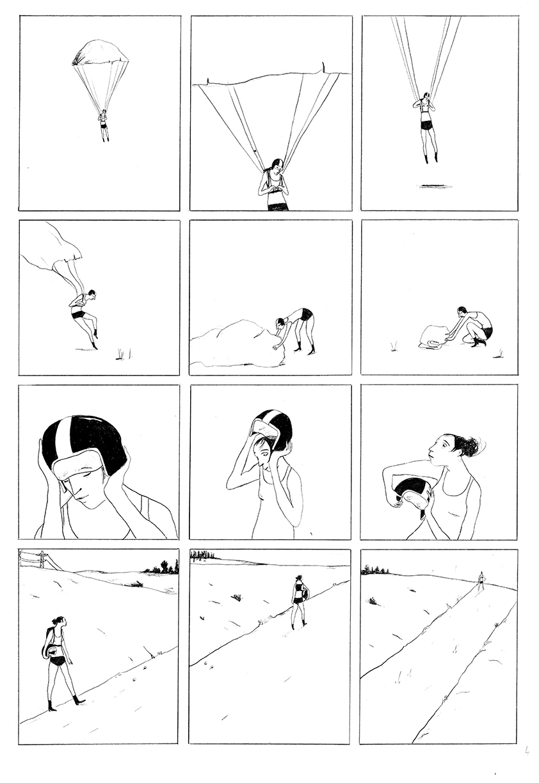 la femme canon - page 5