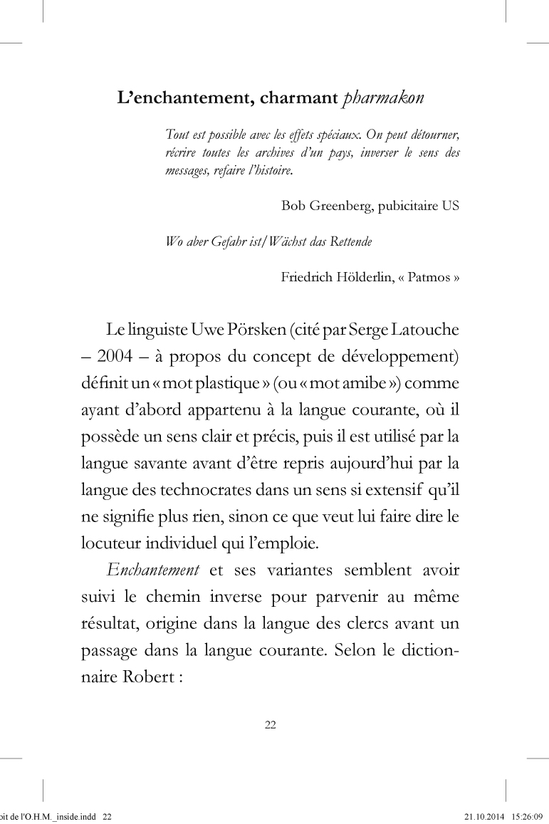 Droit de l'OHM - page 22