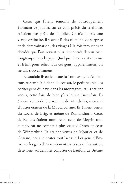 Morgarten - page 8