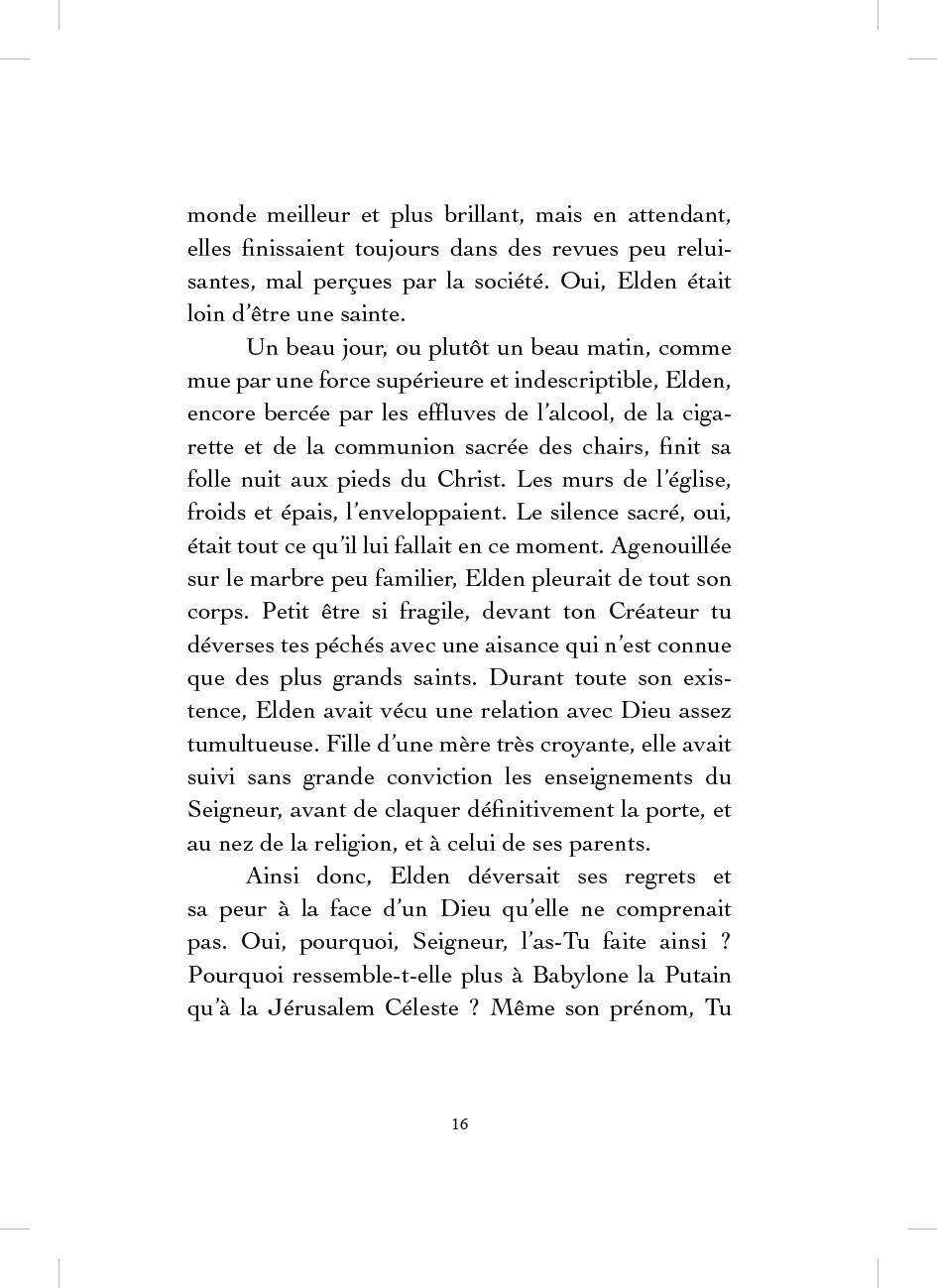 Noir et blanc - page 16