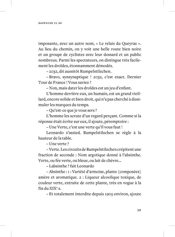 Gavroche 21.68 - page 19