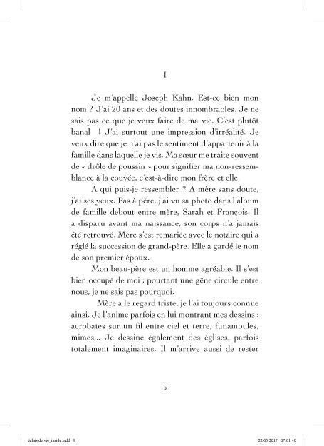 Eclats de vie - page 9