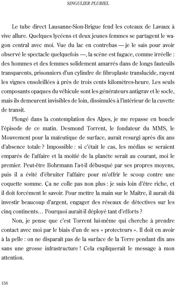 Singulier pluriel - page 156