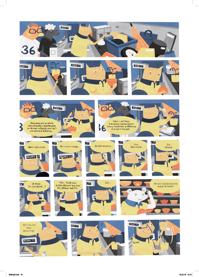 Hej ! - page 16